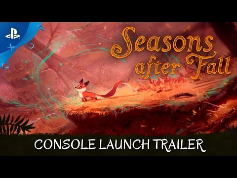Seasons After Fall - Console Launch Trailer | PS4