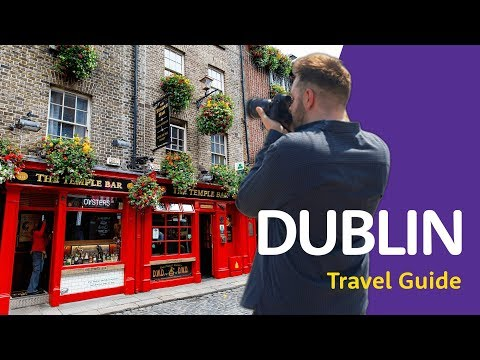 🇮🇪 Dublin Travel Guide 🇮🇪 | What You NEED To Know Before You Go!