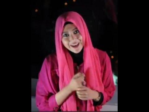 Tutorial Hijab Pashmina Sifon Terbaru 2014 - Untuk Pesta Natasha ...