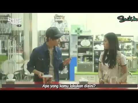[INDO SUB] Dating Agency Cyrano Ep04 TAEMIN cut