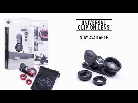 Titus | Universal Clip On Lens