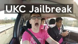 UKC JAILBREAK - Team Catching Lives