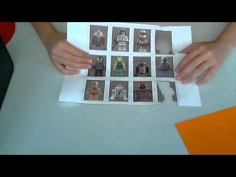 Как сделать лего ниндзяго своими руками