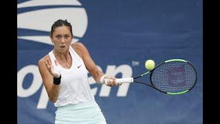 Mariam Bolkvadze vs. Bernarda Pera | US Open 2019 R1 Highlights