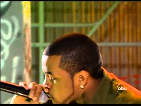 lloyd banks - on fire (live kimmel 06 30 04)