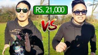 Shrestha Brothers RS. 21,000 Running Challenge - James Shrestha