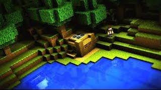 Minecraft Korku Filmi:LANETLİ KAMP/Bölüm 1