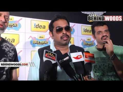 ROCK INDIA TALENT HUNT SHANKAR MAHADEVAN - BEHINDWOODS