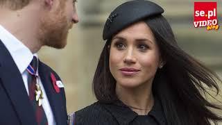 Meghan Markle: Po ślubie z Harrym będzie jak NIEWOLNICZKA! l EWA WĄSIKOWSKA