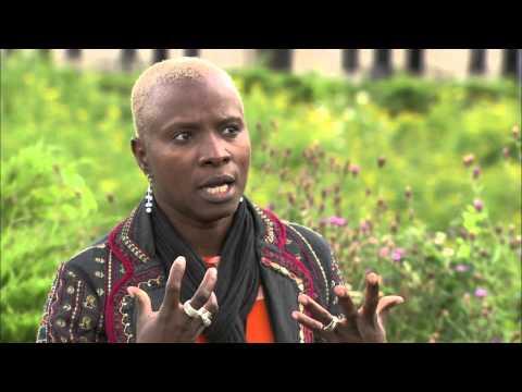 Angelique Kidjo - Interview - 8/16/2006 - Fort Adams State Park (Official)