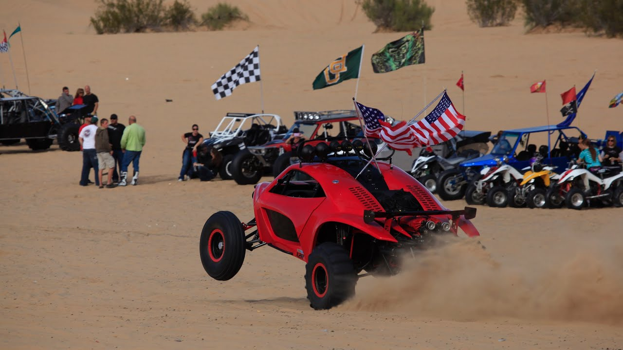 1300 Hp Buckshot X2r Sandrail Featuring Bj Baldwin In