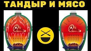Тандыр и Мясо   ТАНДЫР-КЕБАБ Нежный, сочный, ароматный   Теория и практика   Сталик Ханкишиев