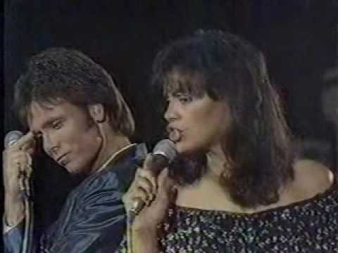 Marilyn McCoo & Cliff Richard duet on SOLID GOLD