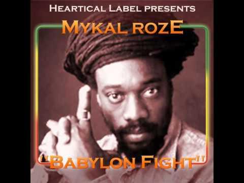 Michael Rose - Babylon Fight (Slaving Riddim)(Heartical, 2005)