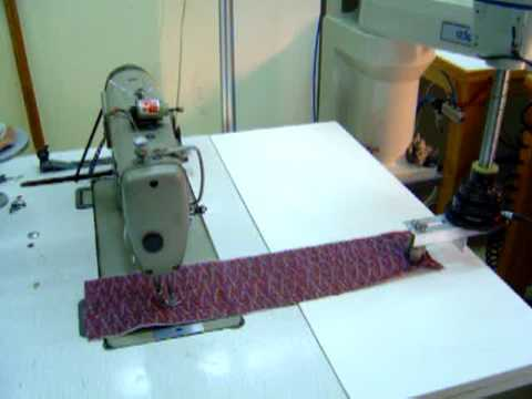 Robot Sewing Machine YouTube Awesome Robotic Sewing Machine