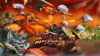 War of Mercenaries - Universal - HD Gameplay Trailer