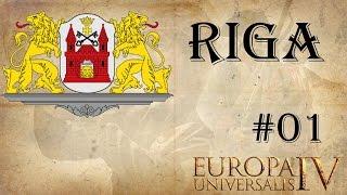 Baixar EU IV Riga - Terra Mariana achievement run 1