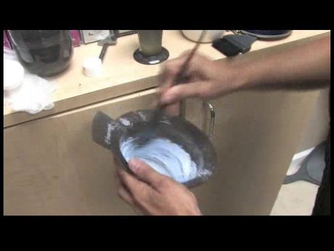 Hair color mixing application techniques mixing bleach for hair color mixing application techniques mixing bleach for highlights youtube pmusecretfo Images