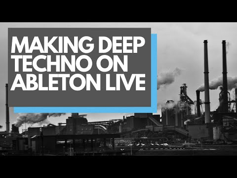 Beatworx EMP Tutorial #1: Producing Techno on Ableton Live w/ Project File | 29.05.2015