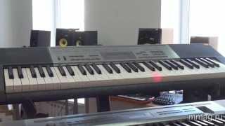 mmag.ru: обучающий синтезатор Casio LK-280 видео обзор и демо
