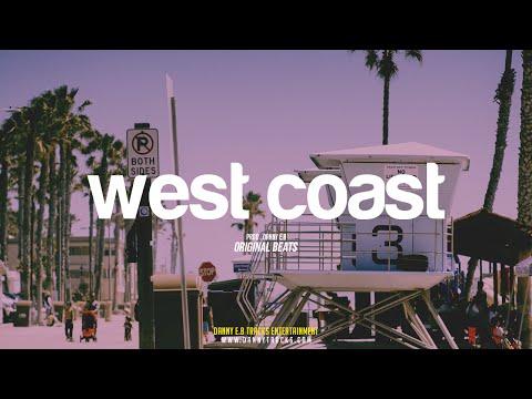 """West Coast"" - Rap / Hip Hop Instrumental (Prod. Danny E.B)"
