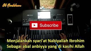 Adikku Sayang (Khitan) Karaoke Lirik Cover By El Farkhan Kebumen