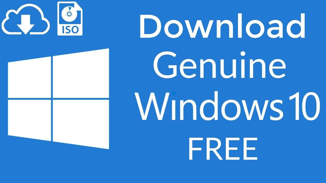 download original windows 10 from microsoft