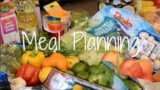 Meal Planning / Grocery Haul ♡  NaturallyThriftyMom