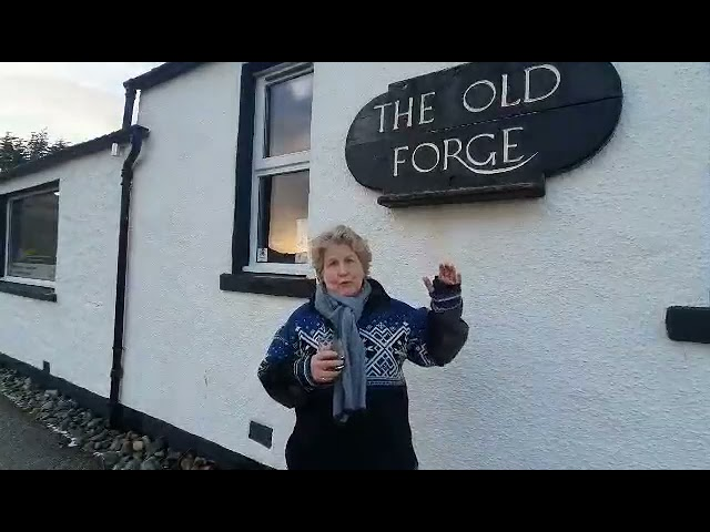 Raise a Glass for The Old Forge Community Buyout!