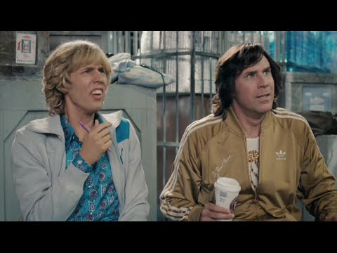 Blades of Glory (12/12) Best Movie Quote - The Iron Lotus (2007)