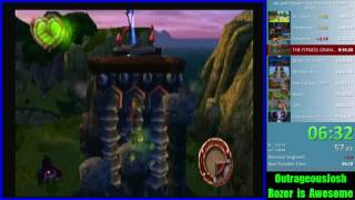 Jak and Daxter Any% No LTS Speedrun in 57:12