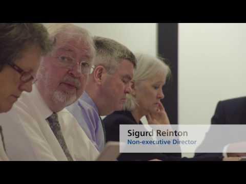 NHS Improvement Board Meeting 25 May 2017