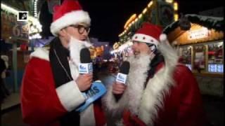 MTV Home - Wenn ich du wäre auf dem Weihnachtsmarkt