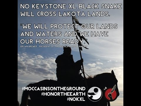 Honor the Earth: Protecting the Water and the Land- Cowboy and Indian Alliance