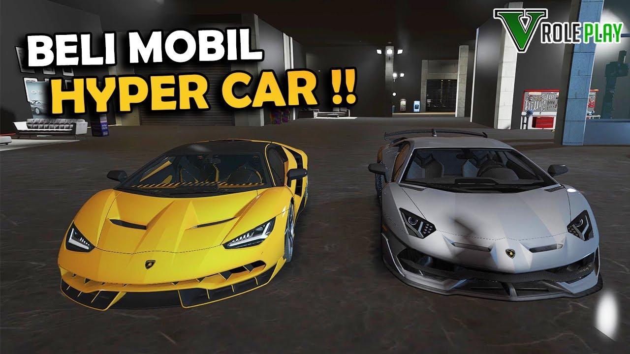 Beli Mobil Hypercar Ke Dealer Premium Gta V Roleplay Indonesia Youtube