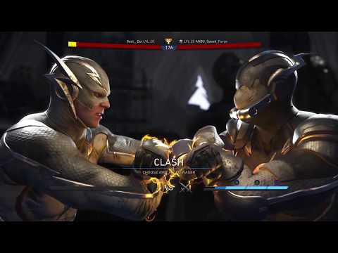 Trainee vs Master ( Flash v Flash )