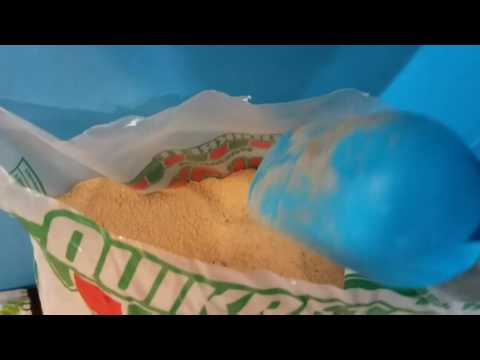 """(Hermit Crabs) """"How to setup play sand and eco earth dirt"""""""