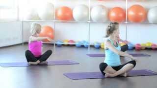 Healthy back (Здоровая спина) в студии женского фитнеса AliceGood