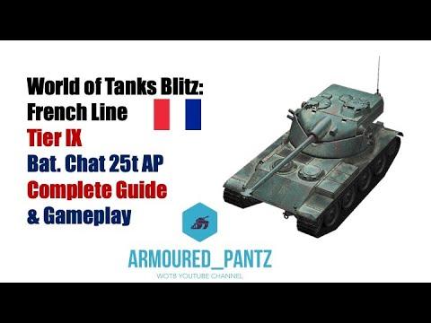 World of Tanks Blitz: French Line - Tier IX Light Tank, The