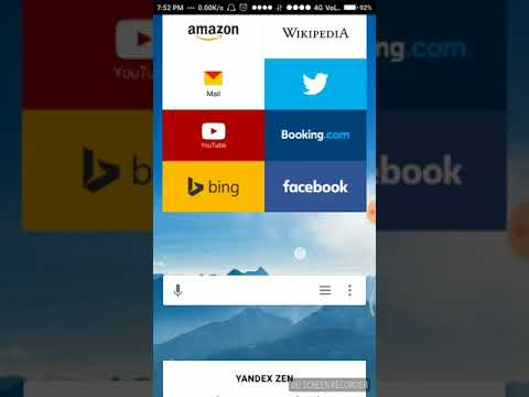 Video tutorial on how to use Adguard Content Blocker with the help of Yandex browser