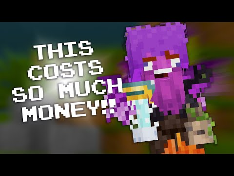 Making The Most Expensive Minecraft Skin