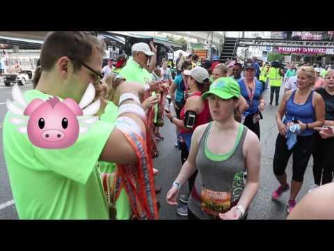 2017 Flying Pig Marathon: Half Marathon Overview