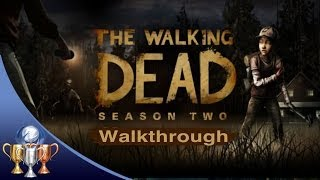"The Walking Dead Season 2 Episode 1  ""All That Remains"" Walkthrough"