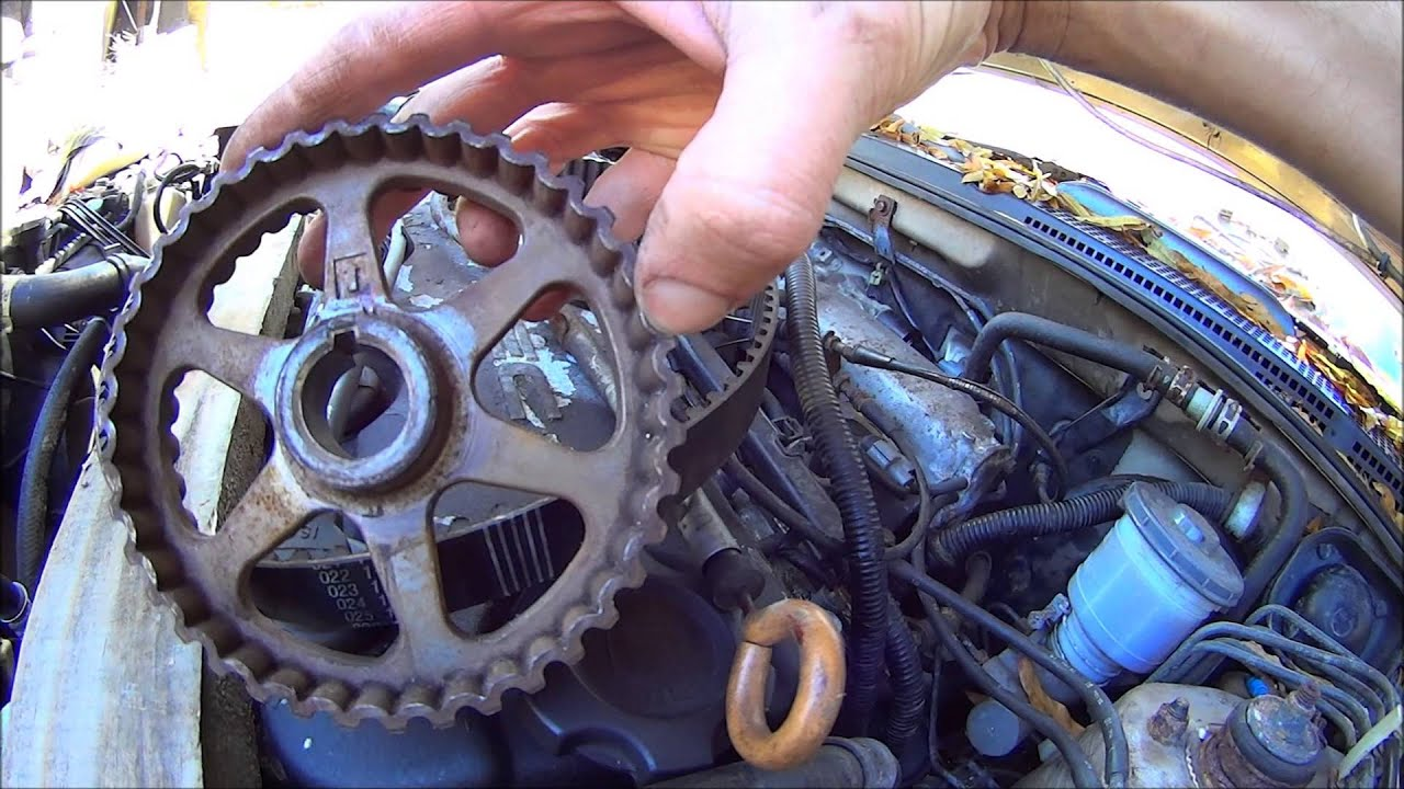 small resolution of honda accord timing belt replacement 94 97