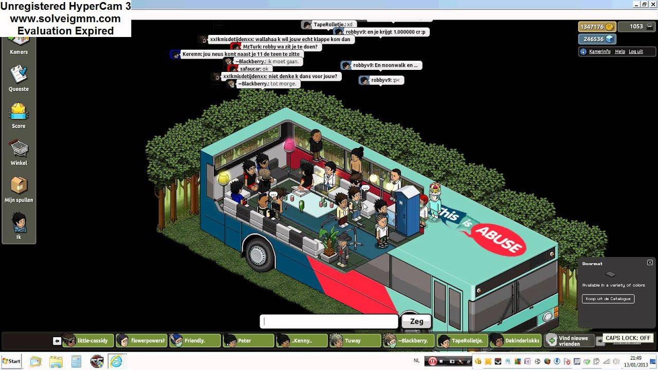 Dox hotel kletsbus robbyv9 youtube