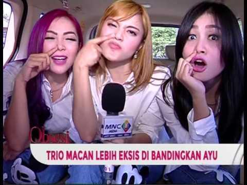 Pasca Video Sindiran, Ayu Ting Ting Dikabarkan Terlibat Persaingan Dengan Trio Macan - Obsesi 26/04