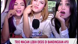 Video Pasca Video Sindiran, Ayu Ting Ting Dikabarkan Terlibat Persaingan Dengan Trio Macan - Obsesi 26/04 download MP3, 3GP, MP4, WEBM, AVI, FLV Januari 2018