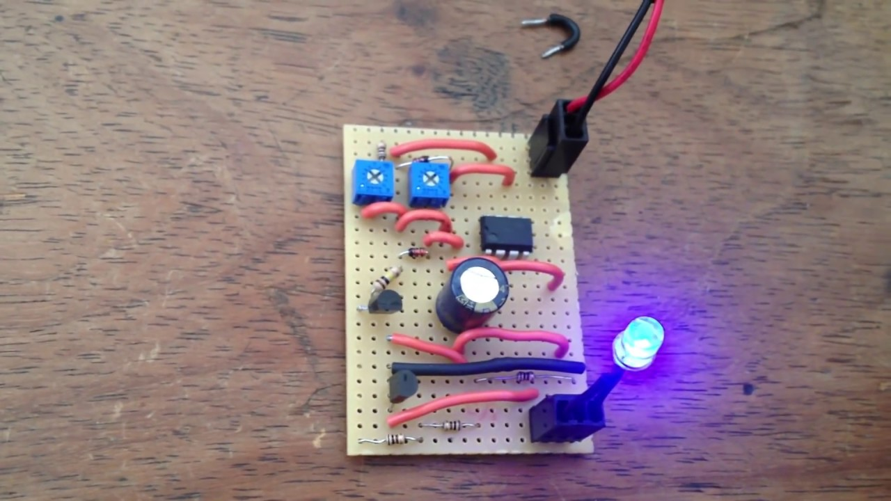 led breather circuit complete youtube rh youtube com