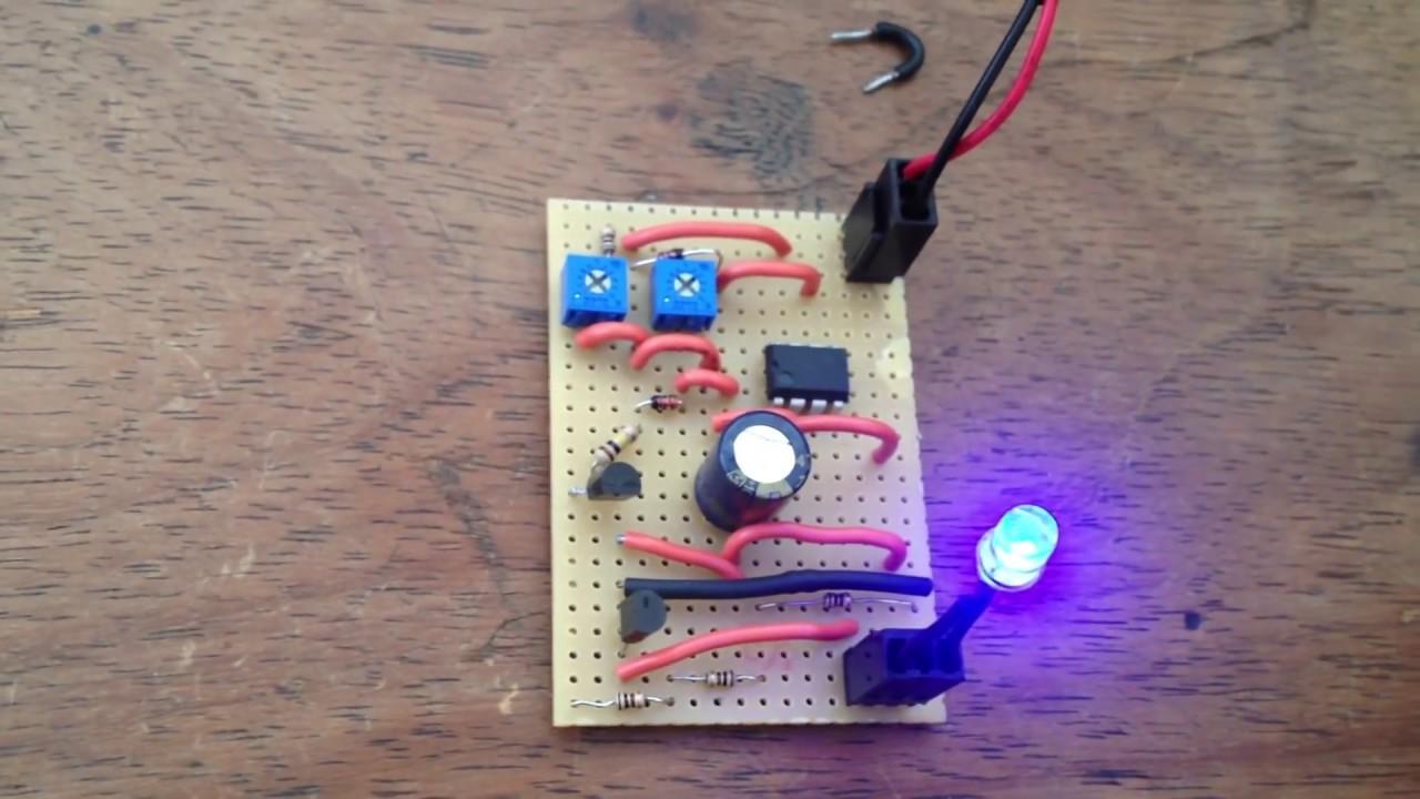 Led Fading Pulse Circuit Photo By Ronlan Photobucket