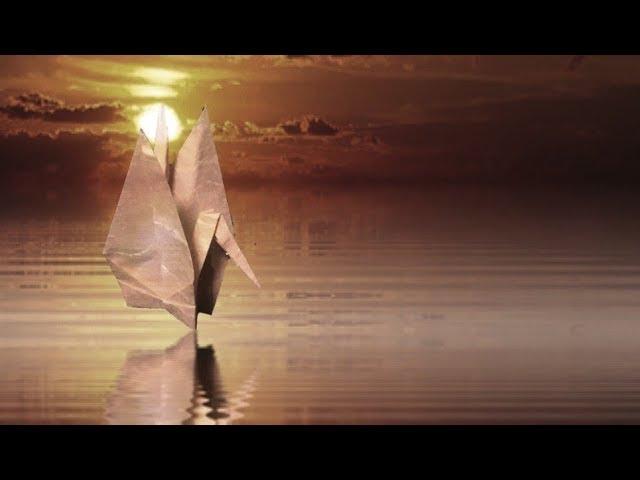 折り鶴祈り鶴